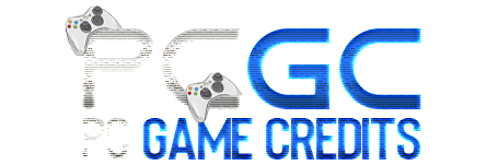 PCGameCredits